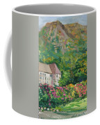 Mountain Scenery In Dale, Sandnes Coffee Mug