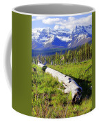 Mountain Splendor Coffee Mug