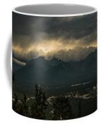 Mountain Storm Coffee Mug