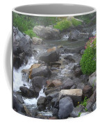 Mountain Stream Coffee Mug by Charles Robinson