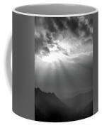 Mountain Sunset Coffee Mug