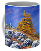 Mountain Tamaracks Coffee Mug