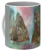 Mountain Temple Coffee Mug