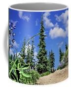 Mountain Trail - Olympic National Park Coffee Mug