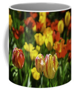 Mountain Tulips Coffee Mug