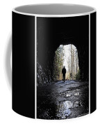 Mountain Tunnel Coffee Mug