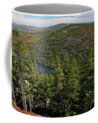 Mountain View, Acadia National Park Coffee Mug