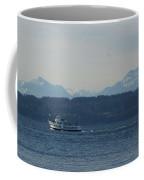 Mountain View Cruise Coffee Mug