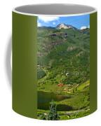 Mountain View In Colorado Coffee Mug