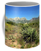 Mountain View Las Cruces Coffee Mug