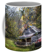 Mountain Vintage Coffee Mug