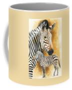Mountain Zebra Coffee Mug