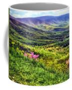Mountains And Valleys Coffee Mug