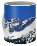 Mountains Covered With Snow, Little Coffee Mug
