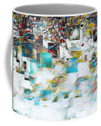 Snowy Mountains Coffee Mug