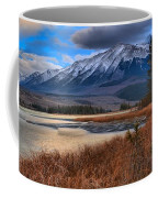 Mountains Over Talbot Coffee Mug