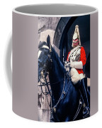 Mounted Life Guard Coffee Mug