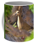 Mourning Dove On The Hillside Coffee Mug