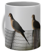 Mourning Doves Calverton New York Coffee Mug