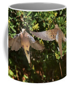 Mourning Doves Wings  Coffee Mug