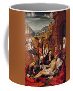 Mourning Over The Dead Body Of Christ Coffee Mug
