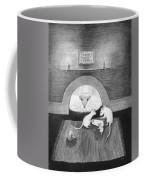 Mouse Hole Coffee Mug