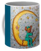 Mouse On The Moon Coffee Mug