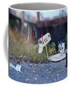 Mouse Patrol Coffee Mug