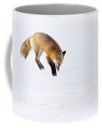 Mousing Fox Coffee Mug