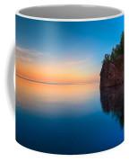 Mouth Of The Baptism River Minnesota Coffee Mug by Steve Gadomski