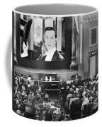 Movie Theater, 1920s Coffee Mug