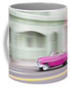 Moving Antique Coffee Mug