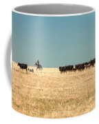 Moving The Herd Coffee Mug