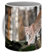 Moving Through The Forest Coffee Mug