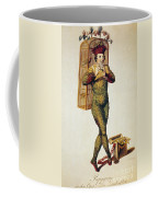 Mozart: Magic Flute, 1791 Coffee Mug