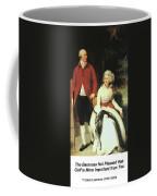Mr And Mrs John Julius Angerstein  Coffee Mug