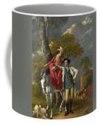 Mr And Mrs Thomas Coltman Coffee Mug