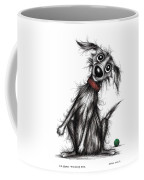 Mr Bark The Noisy Dog Coffee Mug