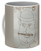 Mr Bloom - Red Coffee Mug