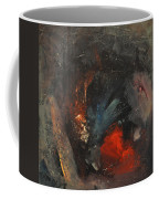 Mr. Cheney Arrives In Hell Coffee Mug