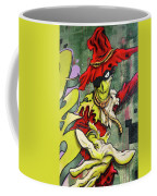 Mr. Graffiti Coffee Mug