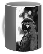 Mr Macaw The Parrot Coffee Mug
