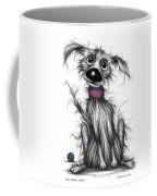 Mr Mucky Paws Coffee Mug