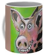 Mr Pig Coffee Mug