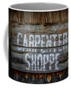 Mr. Sawyer Wood Coffee Mug