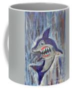 Mr. Shark Coffee Mug