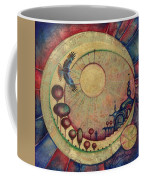 Mr Twardowski On The Moon Coffee Mug