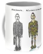 Mr.c Coffee Mug