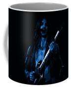 Mrmt #71 Enhanced In Blue Coffee Mug