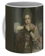 Mrs Abington As Miss Prue In Love For Love By William Congreve Coffee Mug